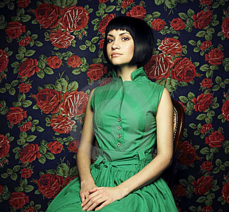 yeşil elbise 7